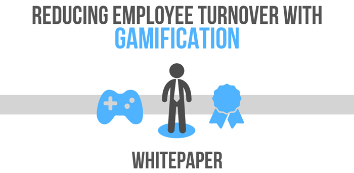 New Whitepaper on How to Reduce the Impact of Employee Turnover with Gamification