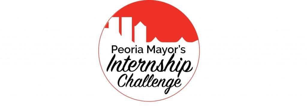 Peoria Mayors Internship Challenge Logo