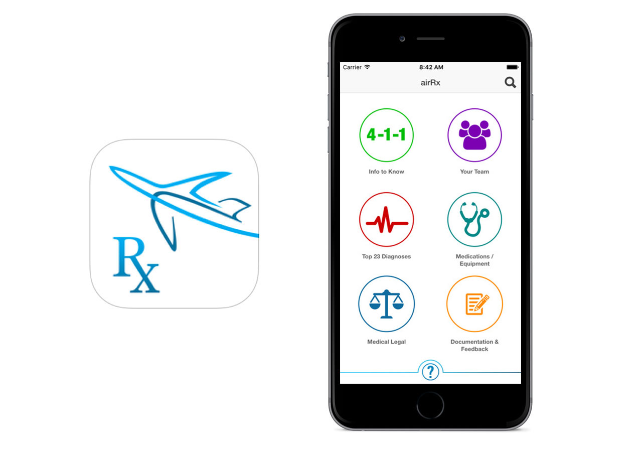 Physicians Respond to In-Flight Emergencies with AirRX