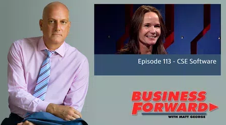 CSE Software CEO, Renee Gorrell, Interviewed for Business Forward